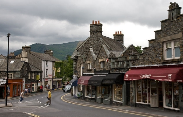 How to get to Ambleside
